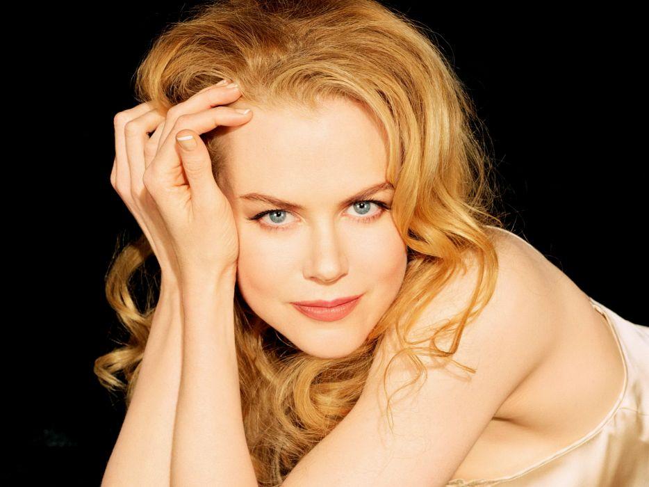 Nicole Kidman actress women female females girl girls blonde blondes redheads rehead     r wallpaper