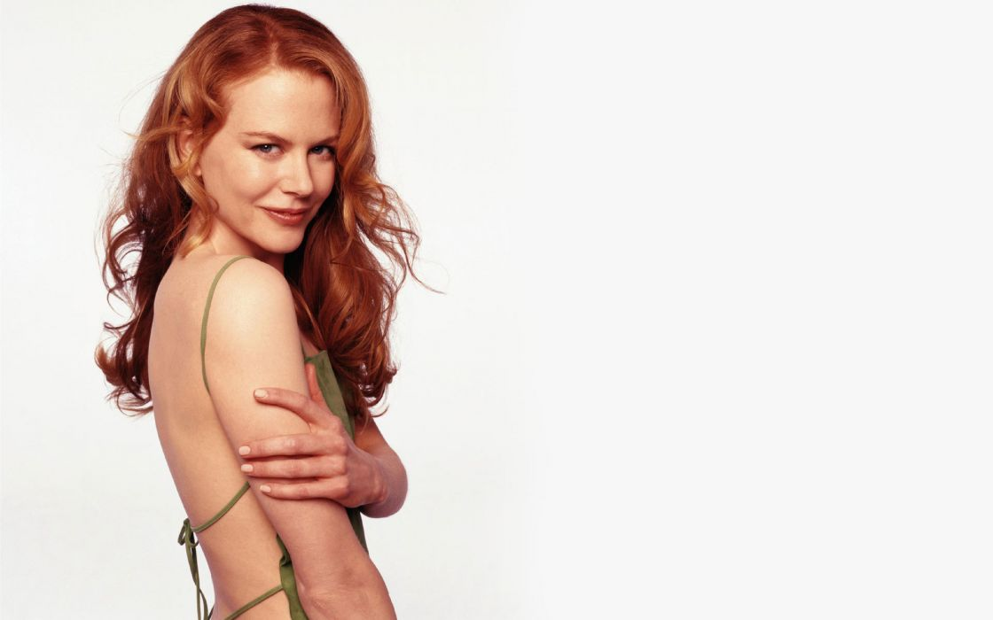 Nicole Kidman actress women female females girl girls blonde blondes redheads rehead    r wallpaper