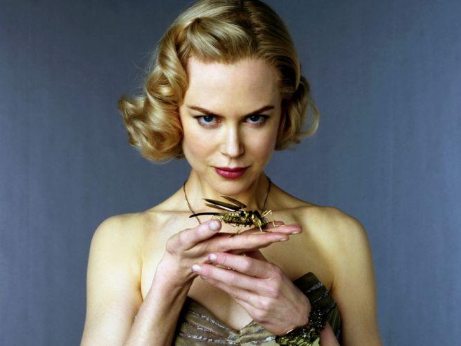 Nicole Kidman actress women female females girl girls blonde blondes redheads rehead z wallpaper