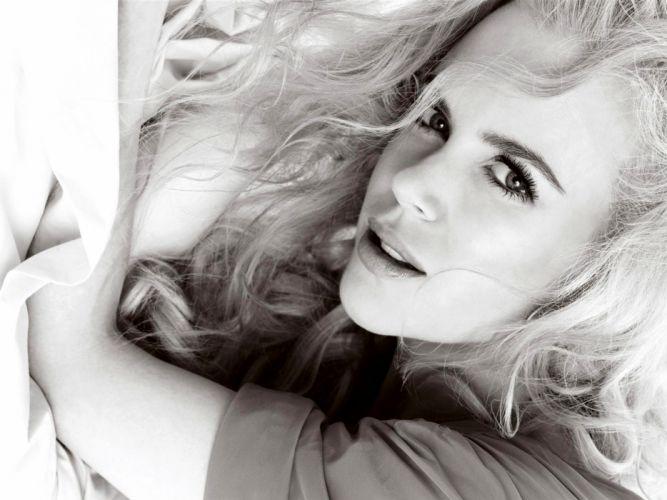 Nicole Kidman actress women female females girl girls blonde blondes redheads rehead v wallpaper
