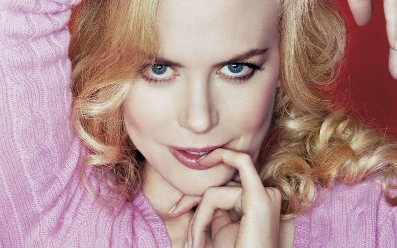 Nicole Kidman actress women female females girl girls blonde blondes redheads rehead i wallpaper