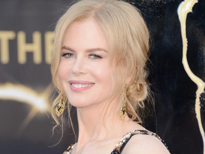 Nicole Kidman actress women female females girl girls blonde blondes wallpaper