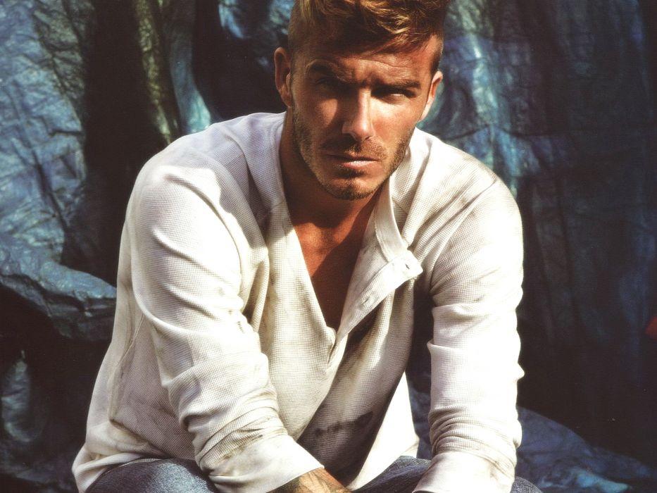 David Beckham soccer men male males sports t wallpaper