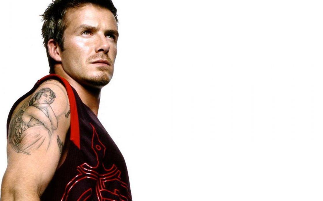 David Beckham soccer men male males sports s wallpaper