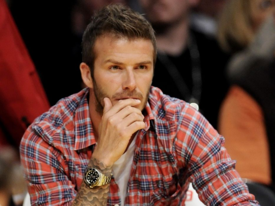 David Beckham soccer men male males sports u wallpaper