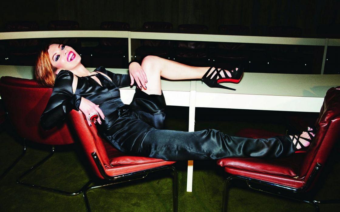Milla Jovovich actress brunette brunettes women female feamles girl girls   f wallpaper