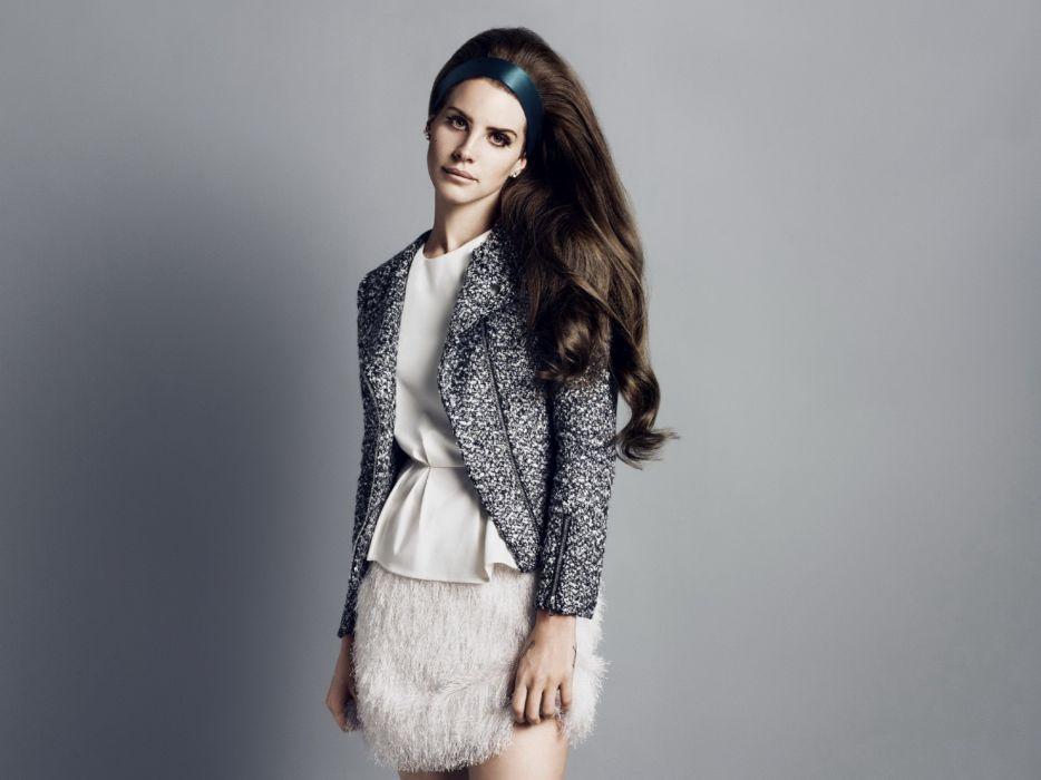 Lana Del Rey singer singers pop brunette brunettes women females female girl girls q wallpaper