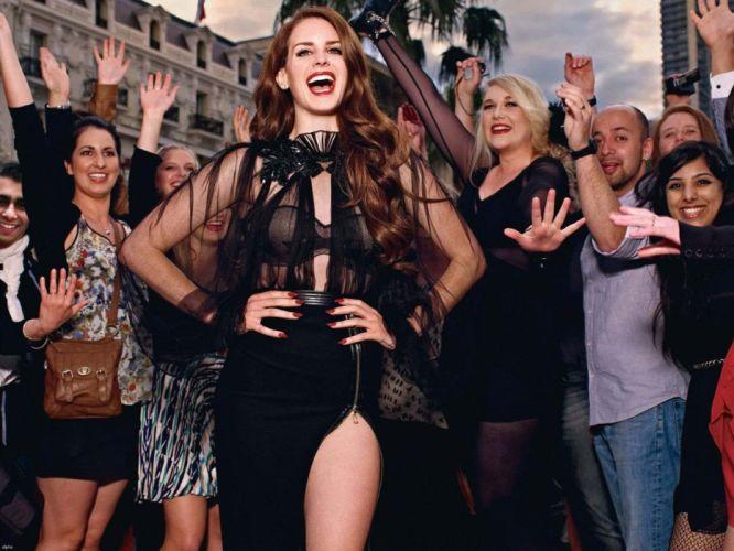 Lana Del Rey singer singers pop brunette brunettes women females female girl girls wallpaper