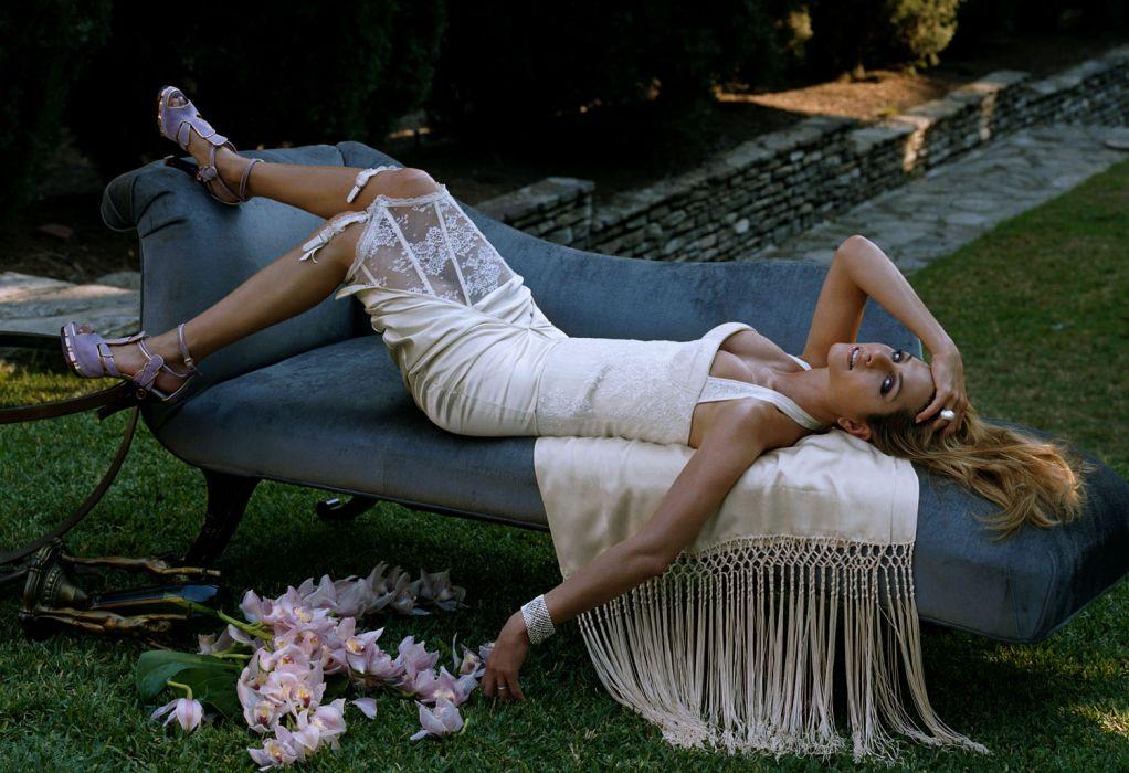 Jennifer Aniston actress blonde blondes women female females   d wallpaper
