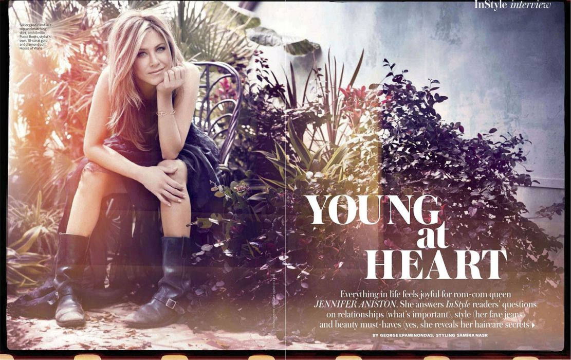 Jennifer Aniston actress blonde blondes women female females s wallpaper