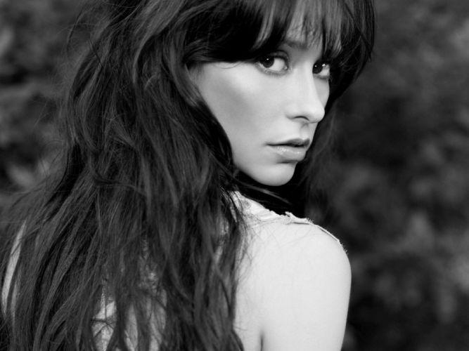 Jennifer Love Hewitt actress brunettes brunette women female females g wallpaper