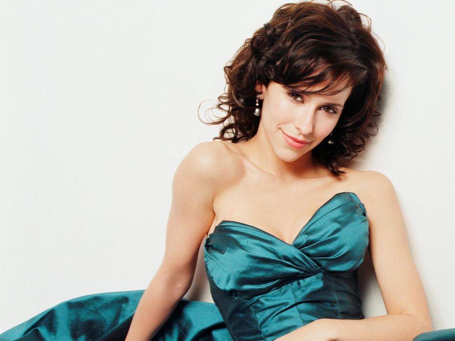 Jennifer Love Hewitt actress brunettes brunette women female females   de wallpaper