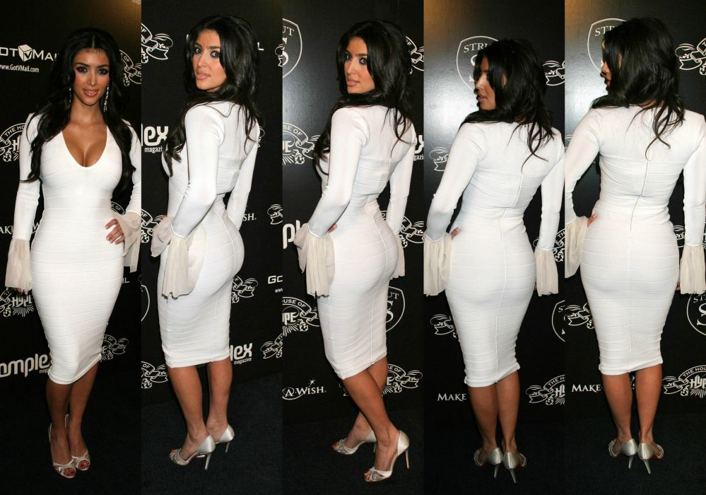 Kim Kardashian women female females          g wallpaper