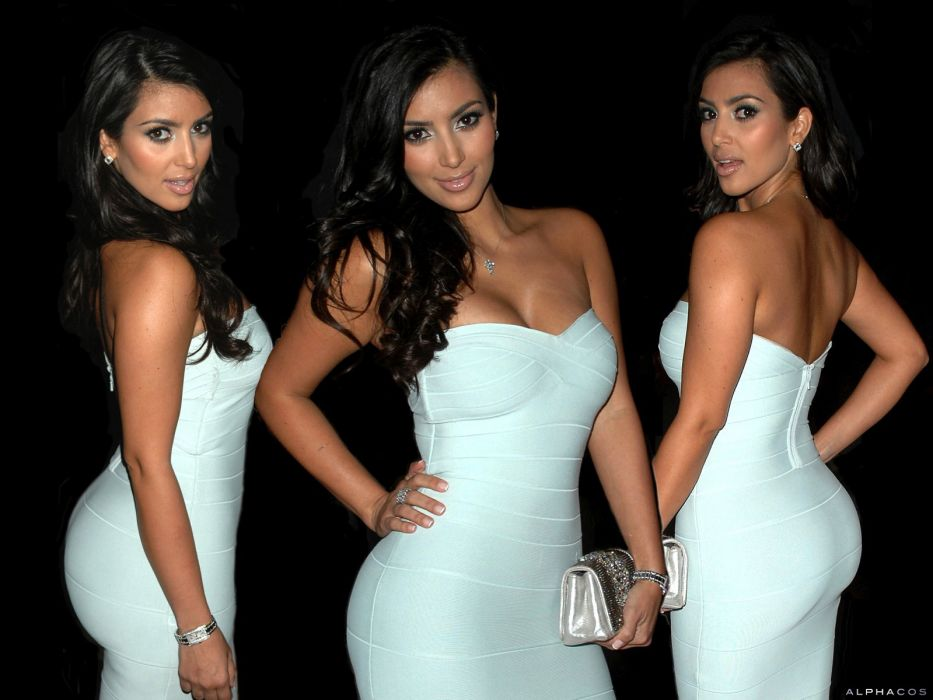 Kim Kardashian women female females  h wallpaper