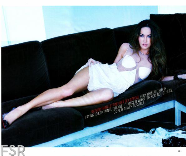 Megan Fox actress women female females wallpaper