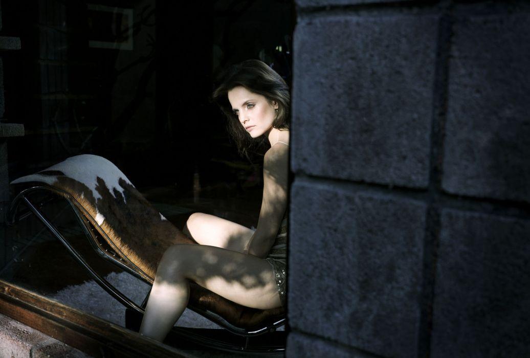 Mena Suvari actress model models women females female      d wallpaper