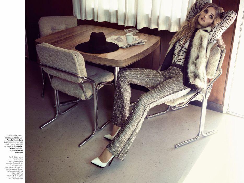 Rosie Huntington-Whiteley Whiteley model models women female females  o wallpaper