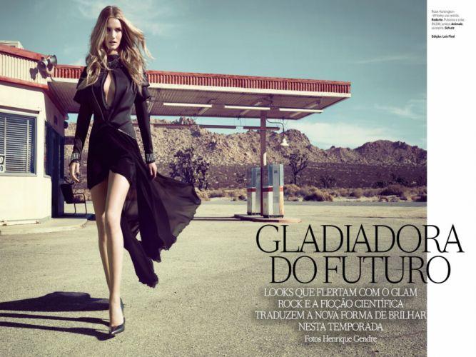 Rosie Huntington-Whiteley Whiteley model models women female females wallpaper