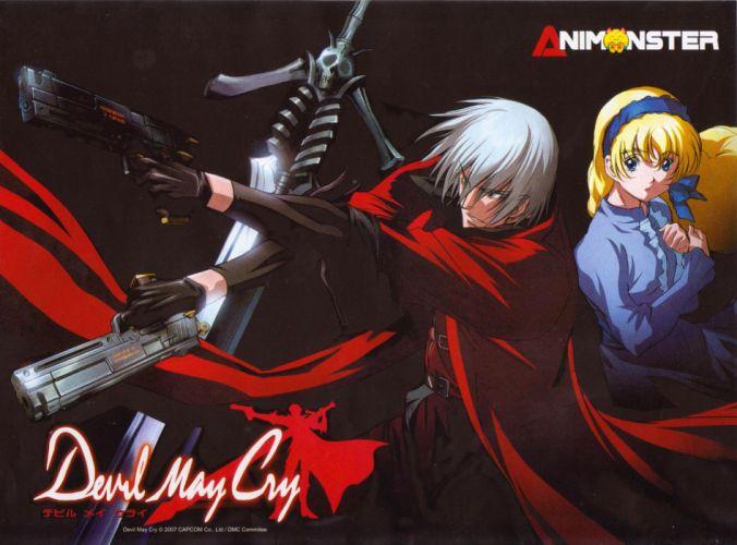 Devil May Cry dmc z wallpaper