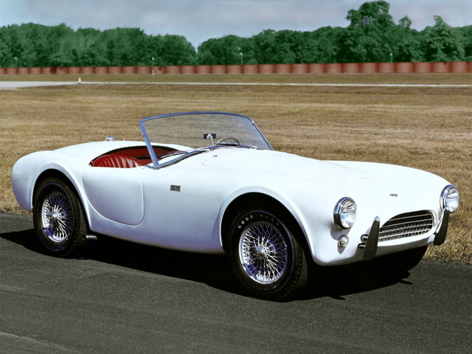 1961 Shelby A-C Cobra supercars supercar muscle classic wallpaper