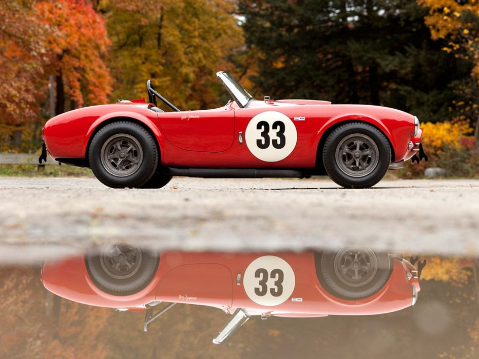 1963 Shelby A-C Cobra 260 Factory Competition race racing supercars supercar q wallpaper