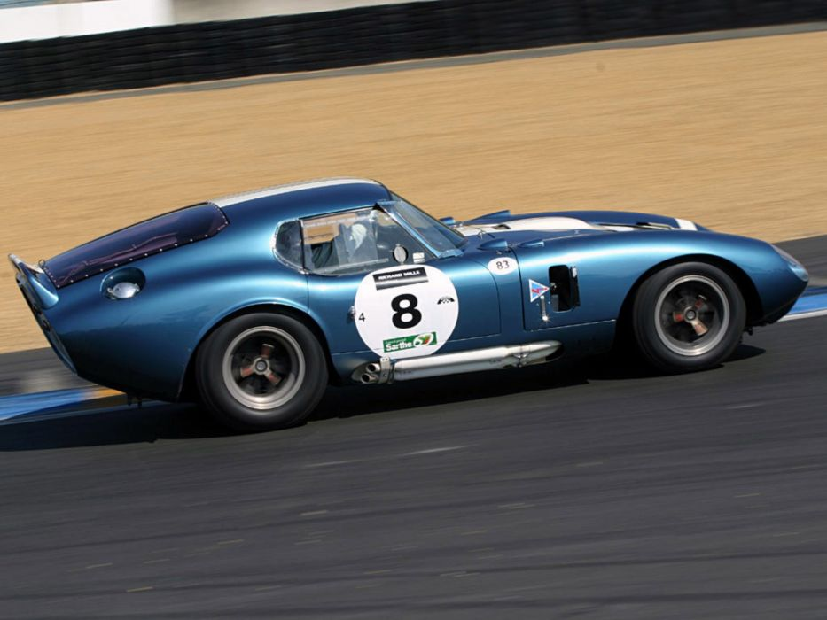 1964 Shelby A-C Cobra Daytona Coupe supercars supercar race racing g wallpaper
