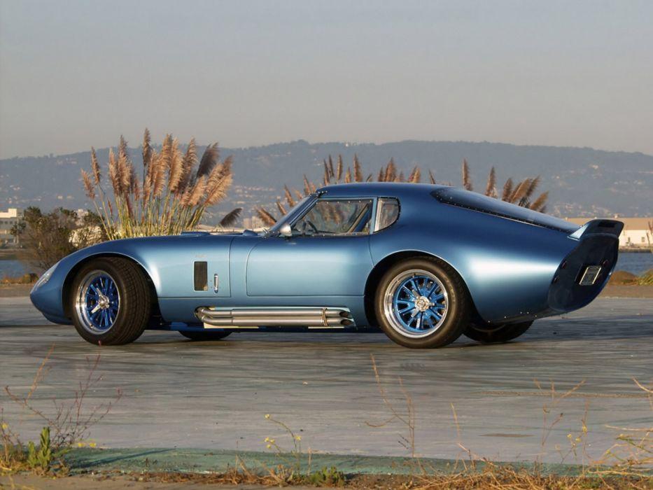 1964 Shelby A-C Cobra Daytona Coupe supercars supercar race racing s wallpaper
