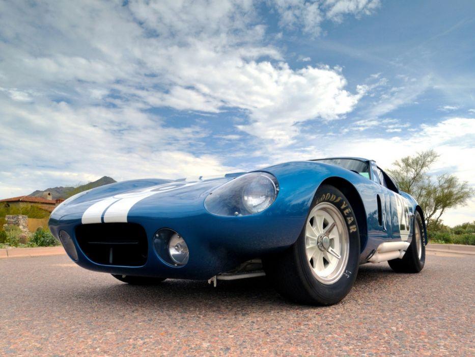 1964 Shelby A-C Cobra Daytona Coupe supercars supercar race racing wheels wheel  d wallpaper