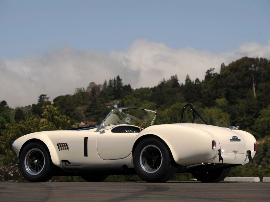 1965 Shelby A-C Cobra 427 S-C Competition supercars supercar muscle hot rod rods q wallpaper