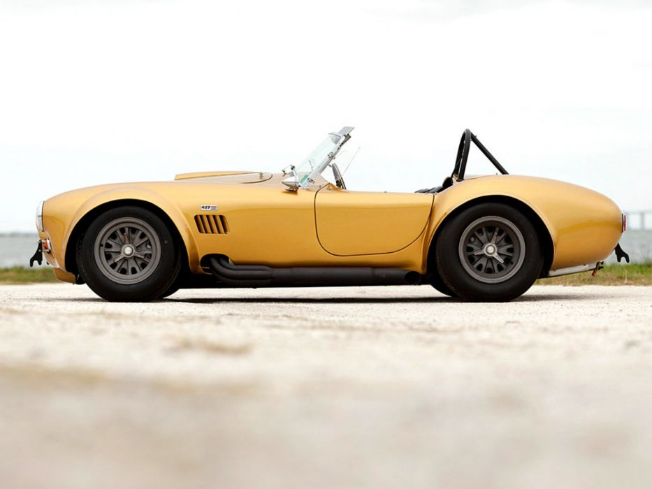 1965 Shelby A-C Cobra 427 S-C Competition supercars supercar muscle hot rod rods t wallpaper