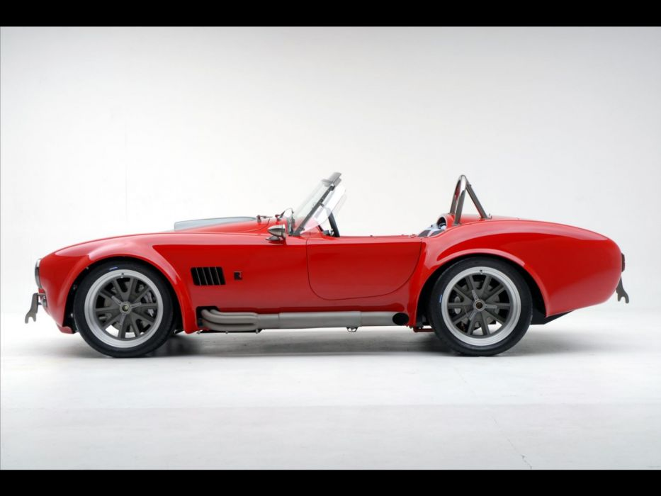 2008 AC Roush MKIIIR Shelby Cobra supercars supercar muscle hot rod rods g wallpaper