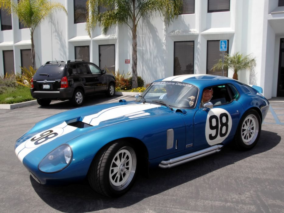 2008 A-C Shelby Cobra Daytona Coupe supercar supercars muscle hot rod rods    f wallpaper