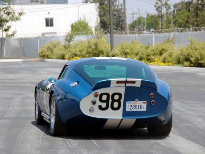 2008 A-C Shelby Cobra Daytona Coupe supercar supercars muscle hot rod rods v wallpaper