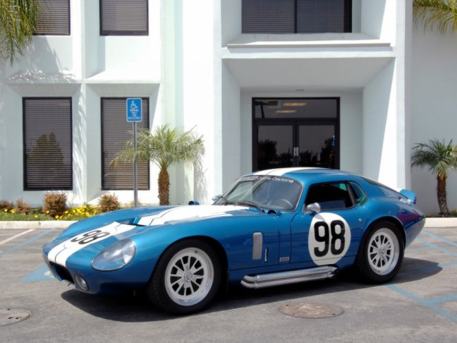 2008 A-C Shelby Cobra Daytona Coupe supercar supercars muscle hot rod rods a wallpaper