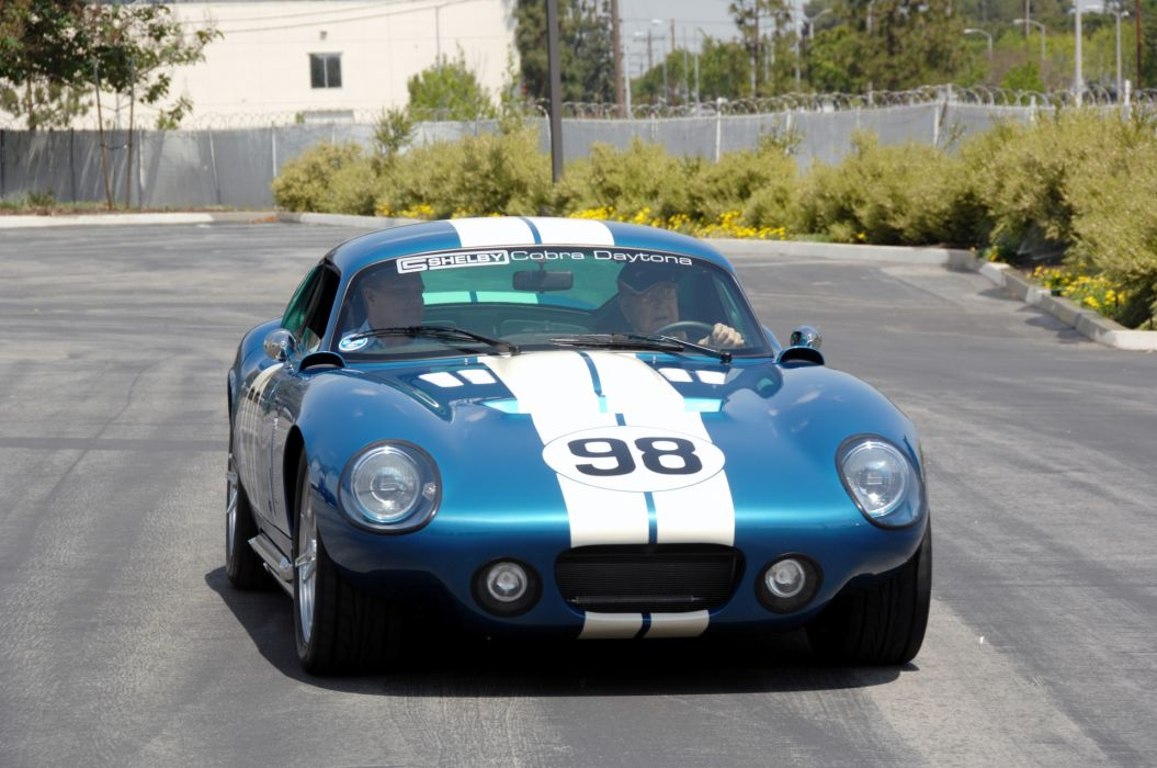 2008 A-C Shelby Cobra Daytona Coupe supercar supercars muscle hot rod rods m wallpaper