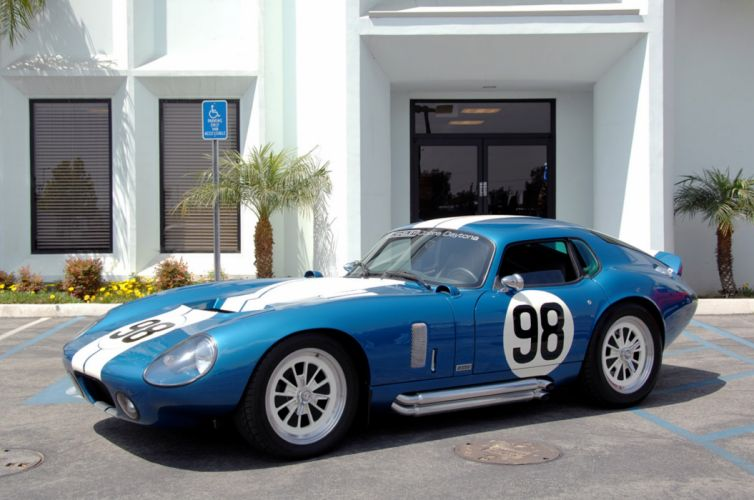 2008 A-C Shelby Cobra Daytona Coupe supercar supercars muscle hot rod rods r wallpaper