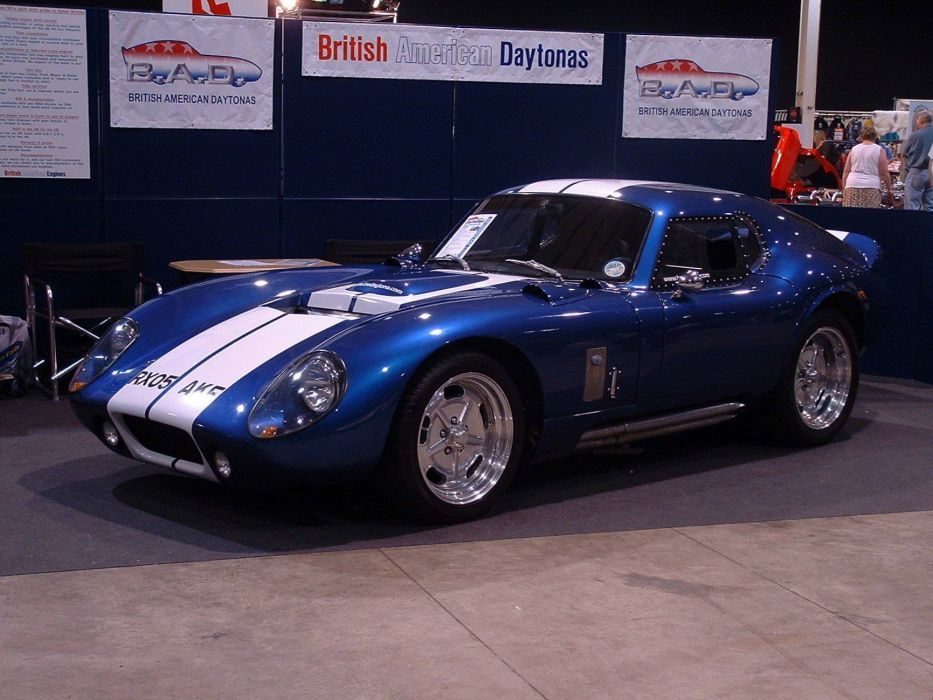 2008 A-C Shelby Cobra Daytona Coupe supercar supercars muscle hot rod rods wallpaper