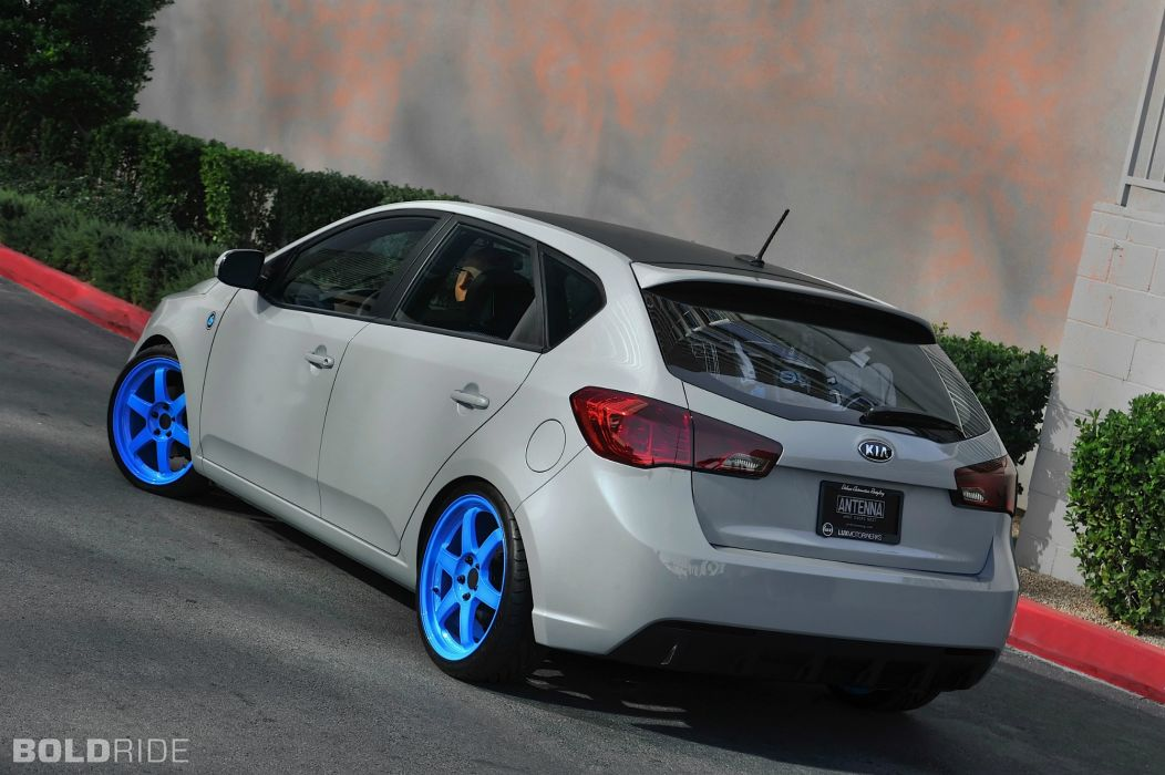 2012 Kia Forte 5-door tuning e wallpaper