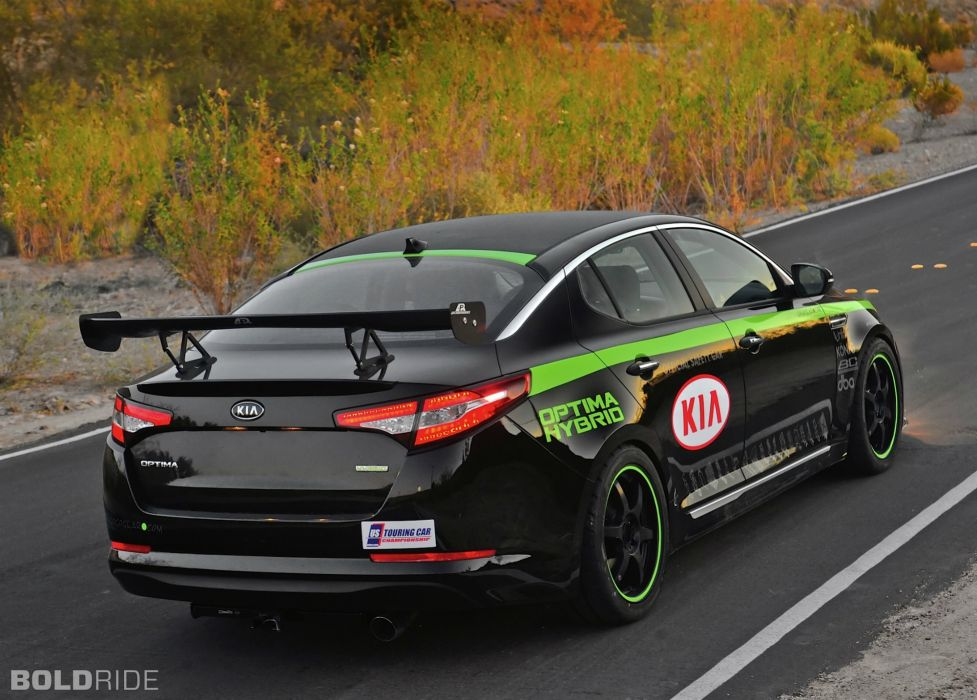 2012 Kia Optima Hybrid Pace Car tuning   g wallpaper