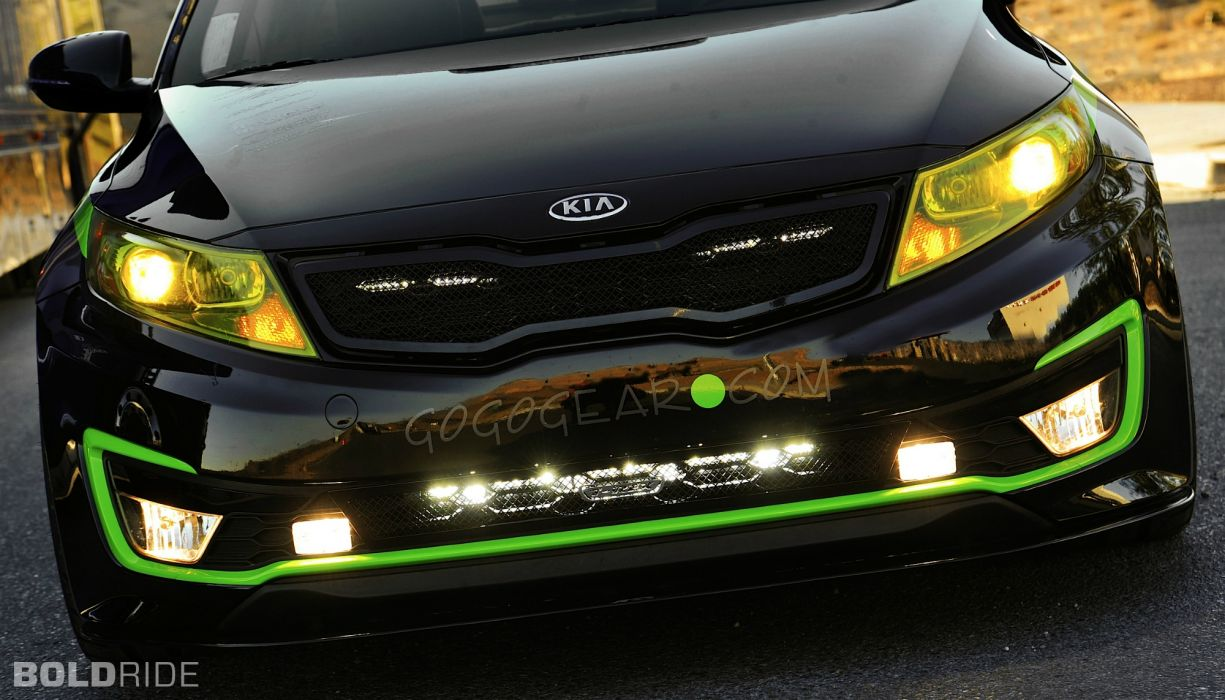 2012 Kia Optima Hybrid Pace Car tuning   f wallpaper