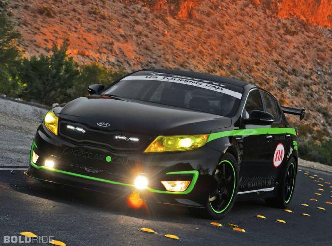 2012 Kia Optima Hybrid Pace Car tuning q wallpaper
