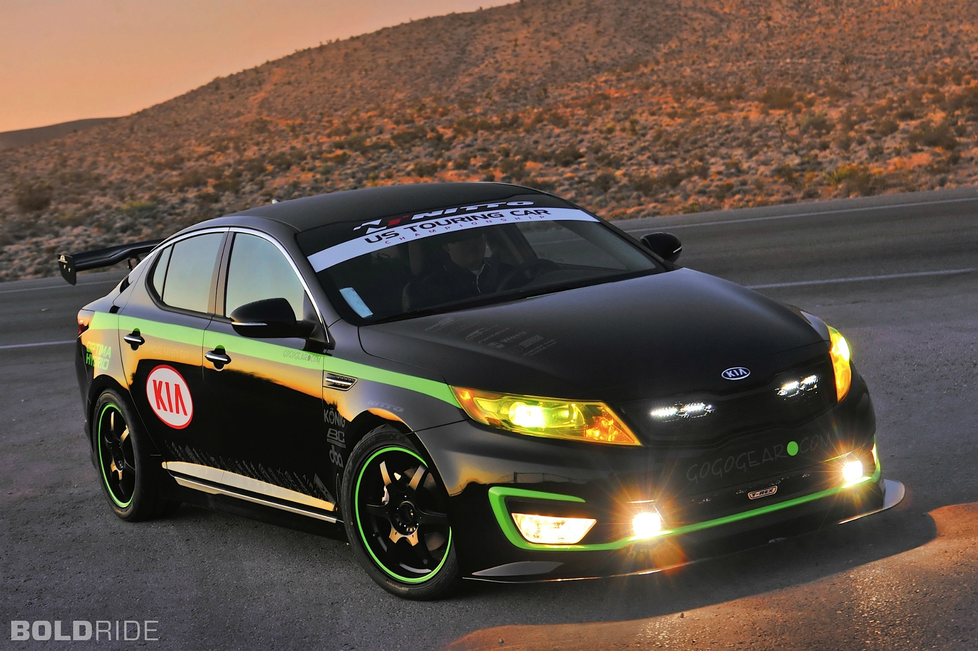 2012 kia optima hybrid pace car tuning wallpaper. Black Bedroom Furniture Sets. Home Design Ideas