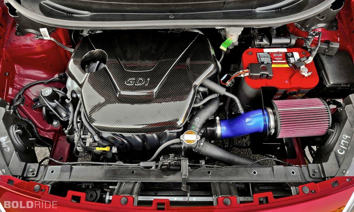 2012 Kia Rio 5-Door B-Spec Racer race racing engine engines wallpaper
