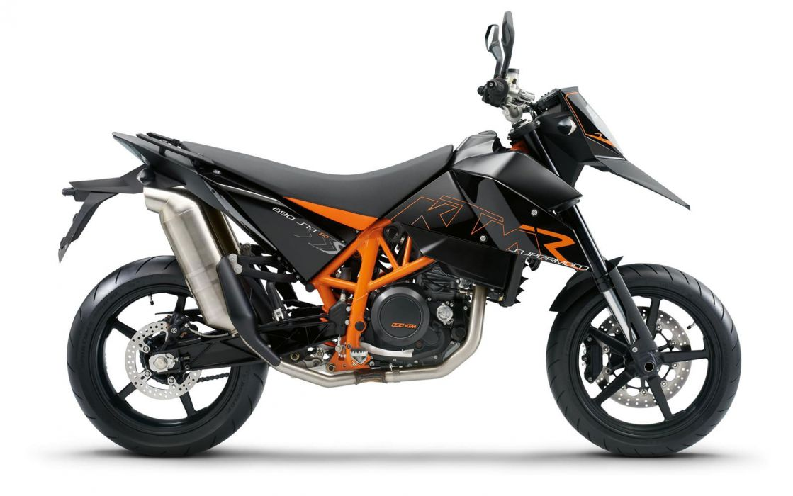 2009 KTM 690 Supermoto-R supermoto wallpaper