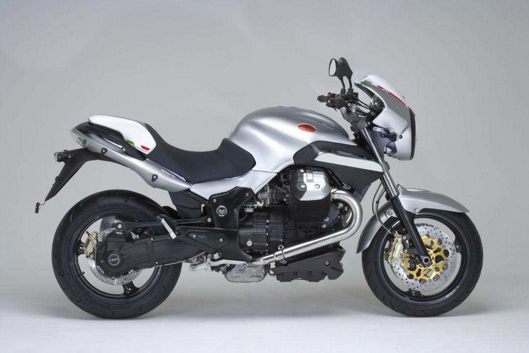 2009 Moto Guzzi Breva 1200 Sport 4-V   g wallpaper