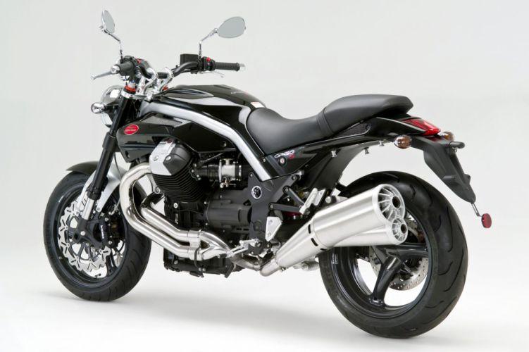 2009 Moto Guzzi Griso 1200 8-V f wallpaper