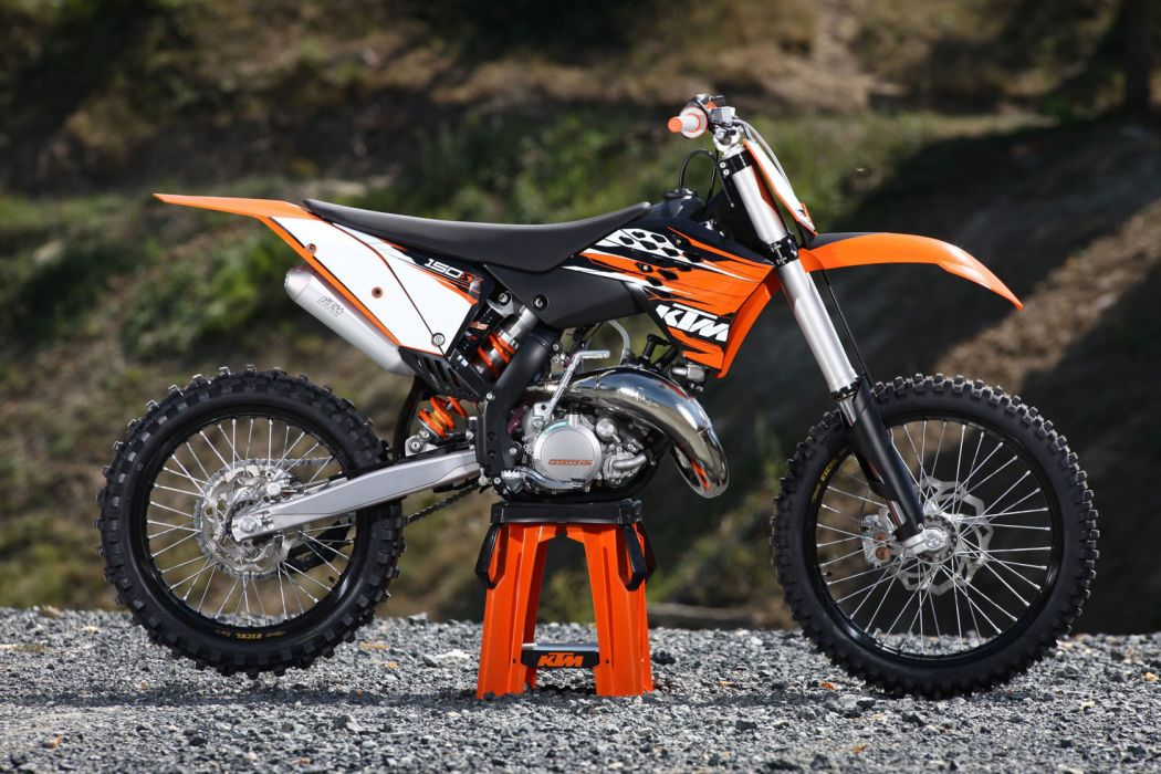 2010 KTM 150SX    g wallpaper