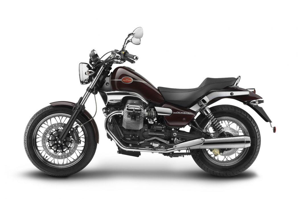 2009 Moto Guzzi Nevada Classic 750 wallpaper