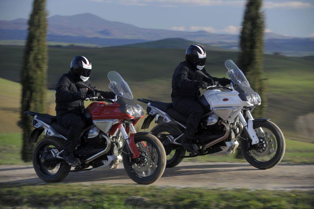 2009 Moto Guzzi Stelvio 1200 4-V   g wallpaper