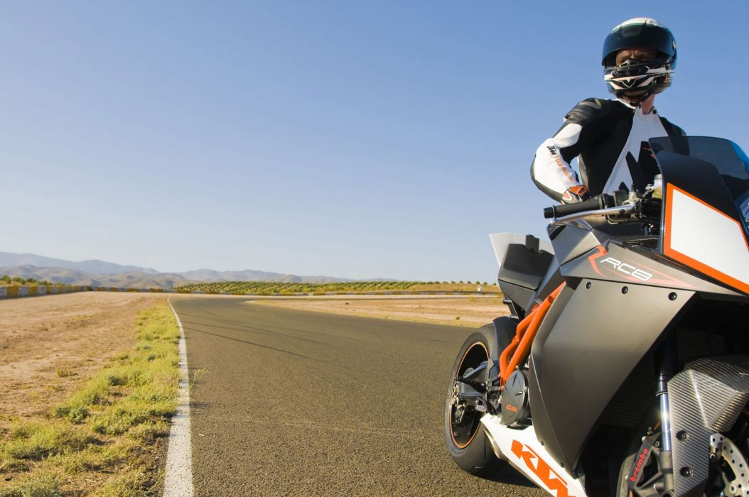 2010 KTM 1190 RC8R    h wallpaper